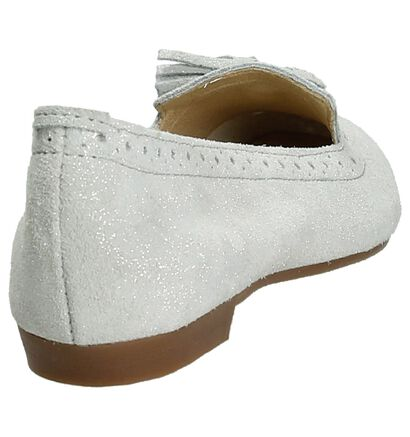 Via Roma Loafers  (Argent), Argent, pdp