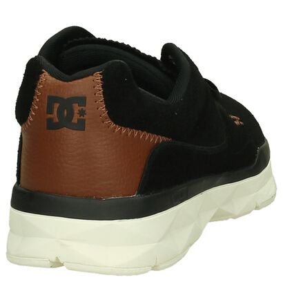 DC Shoes Player Zwarte Sneakers, Zwart, pdp