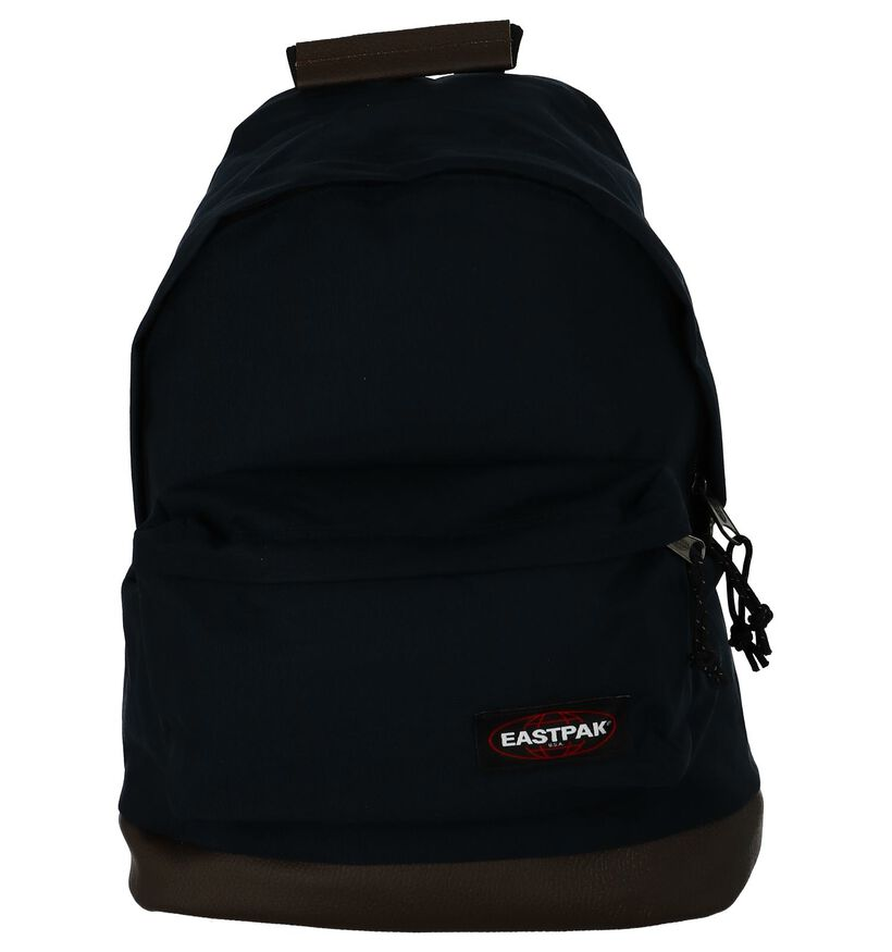 Donkerblauwe Rugzak Eastpak Wyoming EK811 in leer (253649)