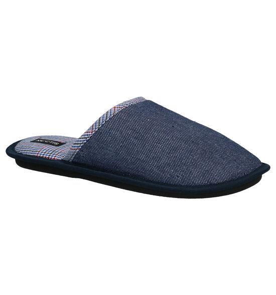 Lamasa Noctis Blauwe Pantoffels