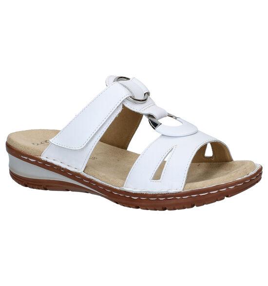 Ara Hawaii Witte Slippers