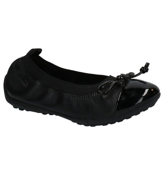 Geox Zwarte Ballerina's