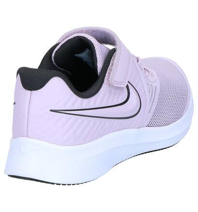 Nike Star Runner Sneakers en Rose en synthétique (266055)