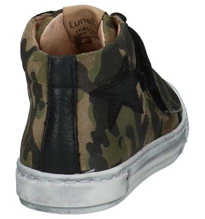 Lunella Chaussures hautes en Multicolore en nubuck (223024)