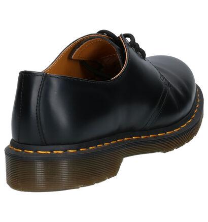 Dr. Martens Chaussures basses en Noir en cuir (265574)