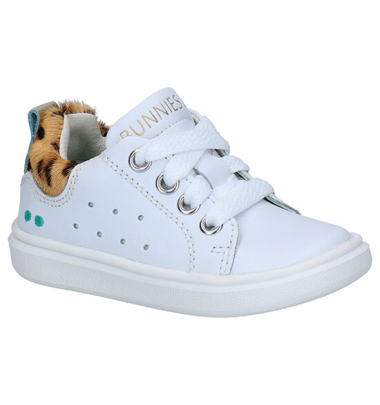 Bunnies Kiki King Chaussures à lacets en Blanc