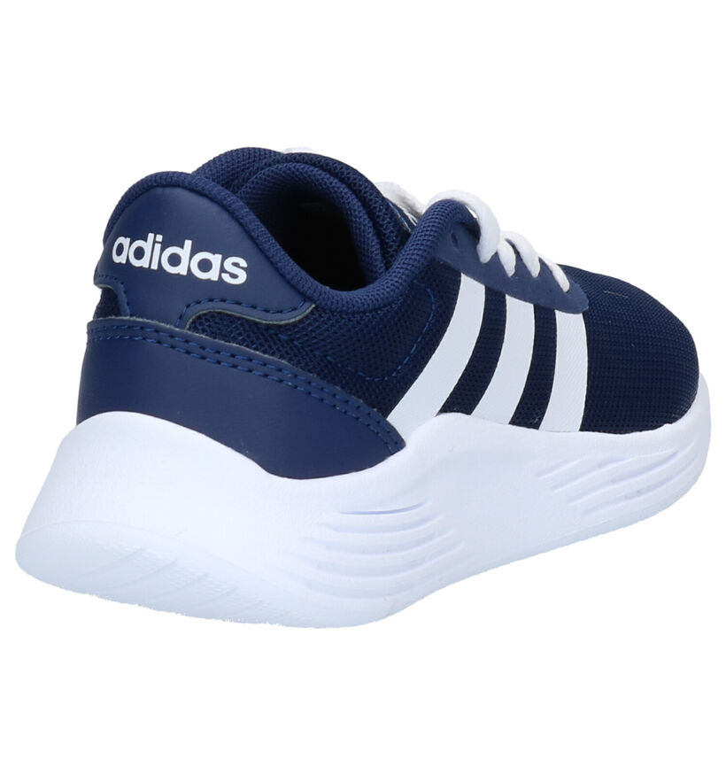 adidas Lite Racer 2.0 K Baskets en Bleu en simili cuir (264924)