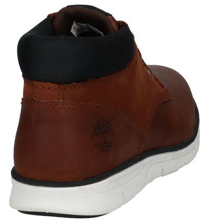 Boots met Veters Cognac Timberland Bradstreet, Cognac, pdp