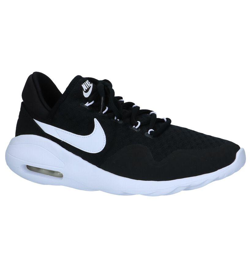 Zwarte Sneakers Nike Air Max Sasha in stof (238313)