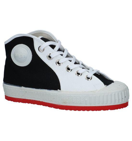 0051 Anton Zwarte Sneakers