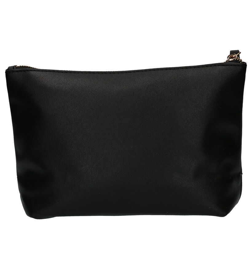 Valentino Handbags Jingle Zwart Make-up Tasje in kunstleer (259246)