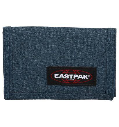 Zwarte Portefeuille Eastpak Crew Single EK371, Blauw, pdp