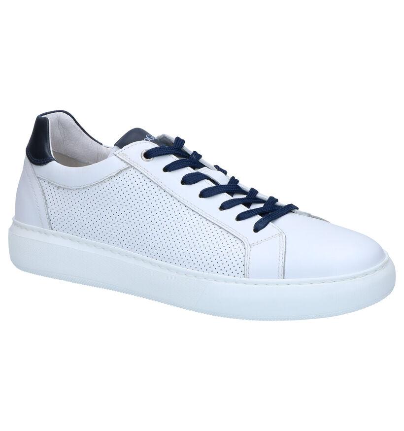 NeroGiardini Chaussures basses en Blanc en cuir (270466)