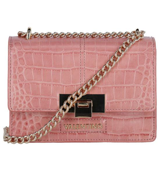 Valentino Handbags Anastasia Roze Crossbody Tas
