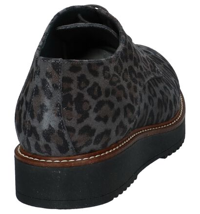 Hee Chaussures à lacets  (Gris foncé), Gris, pdp