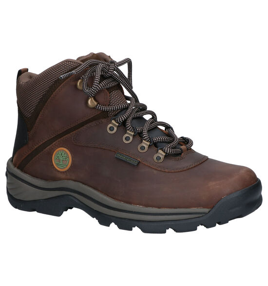 Timberland Chaussures de randonnée en Brun foncé
