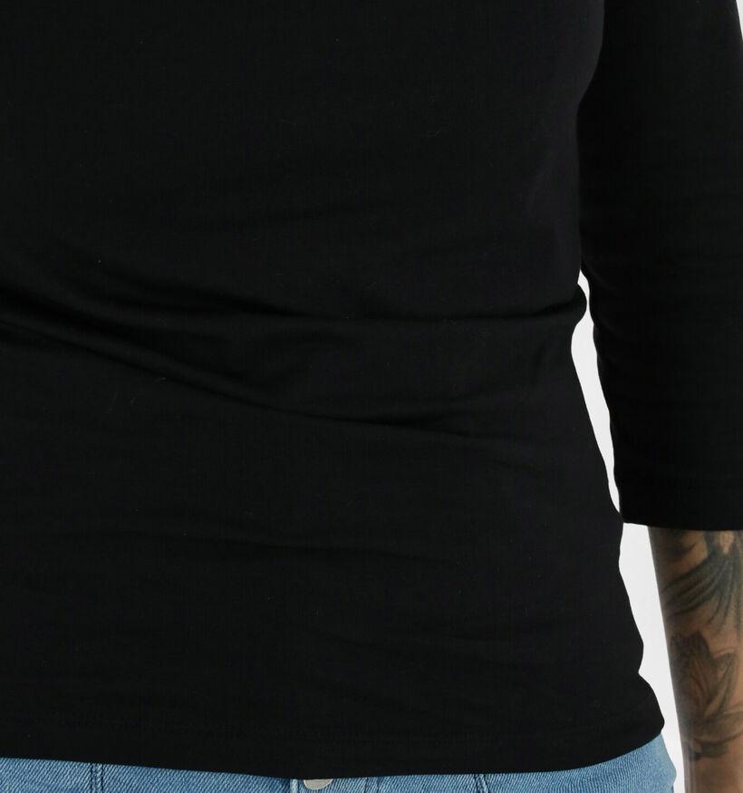 Vero Moda Panda T-shirt en Noir (281858)