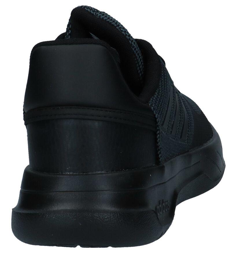adidas Fusion Flow Baskets en Noir en textile (237103)