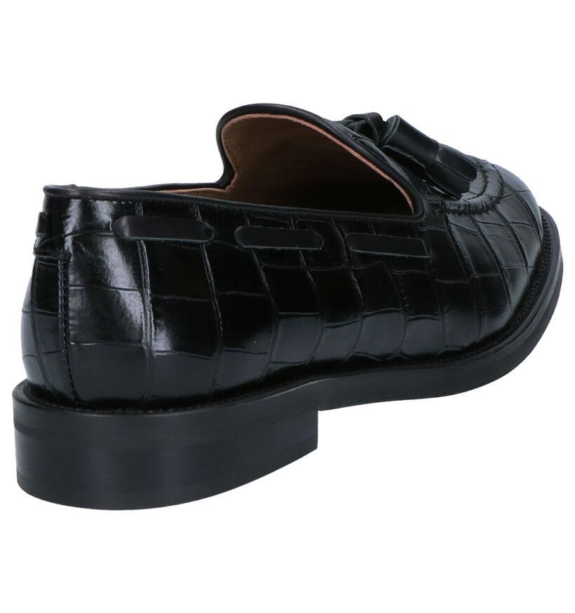 JHay Zwarte Loafers in leer (259699)