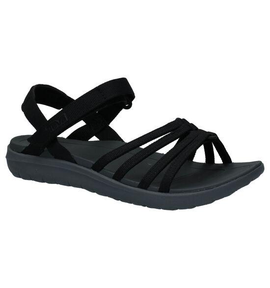 Teva Sanborn Zwarte Sandalen