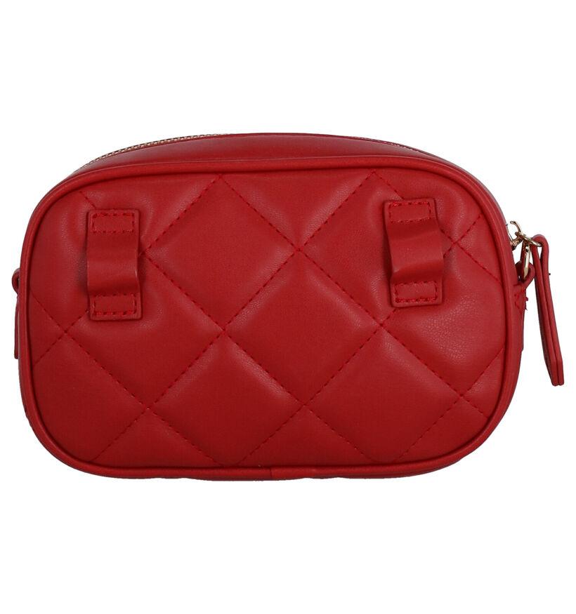 Valentino Handbags Ocarina Zwarte Crossbody Tas in kunstleer (259221)