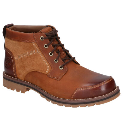 Timberland Larchmont Boots Cognac in leer (255239)