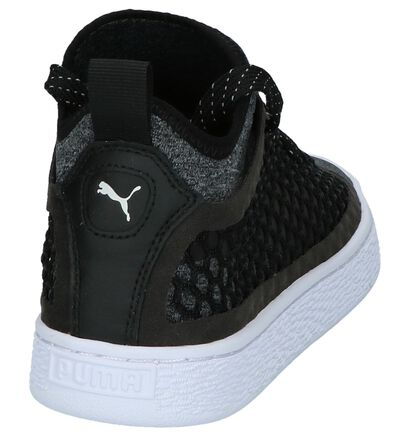 Puma Baskets hautes  (Vert kaki), Noir, pdp