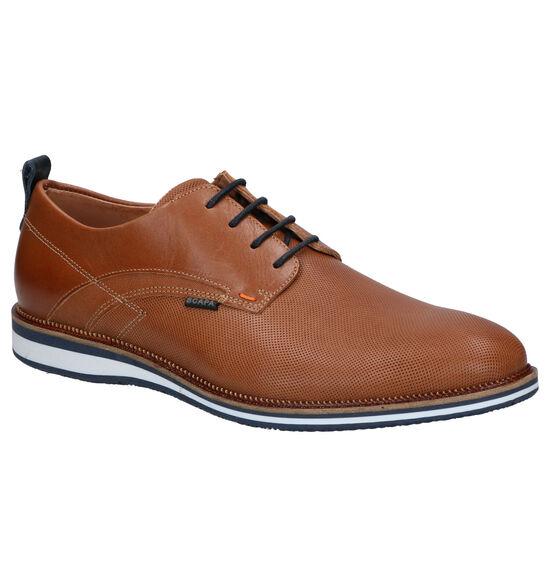 Scapa Chaussures habillées en Cognac