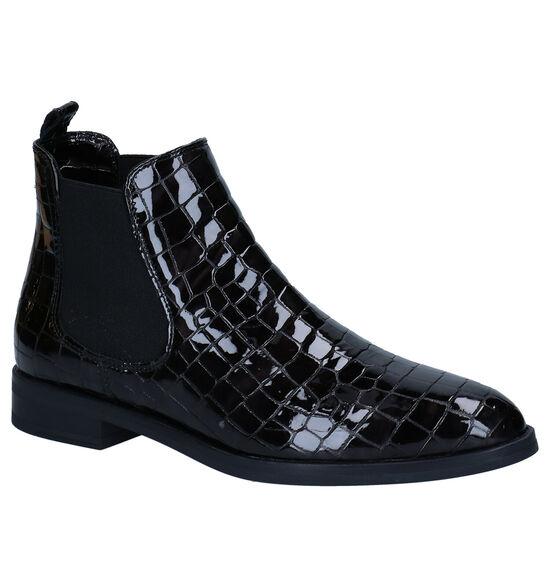 Hampton Bays Chelsea Boots en Noir