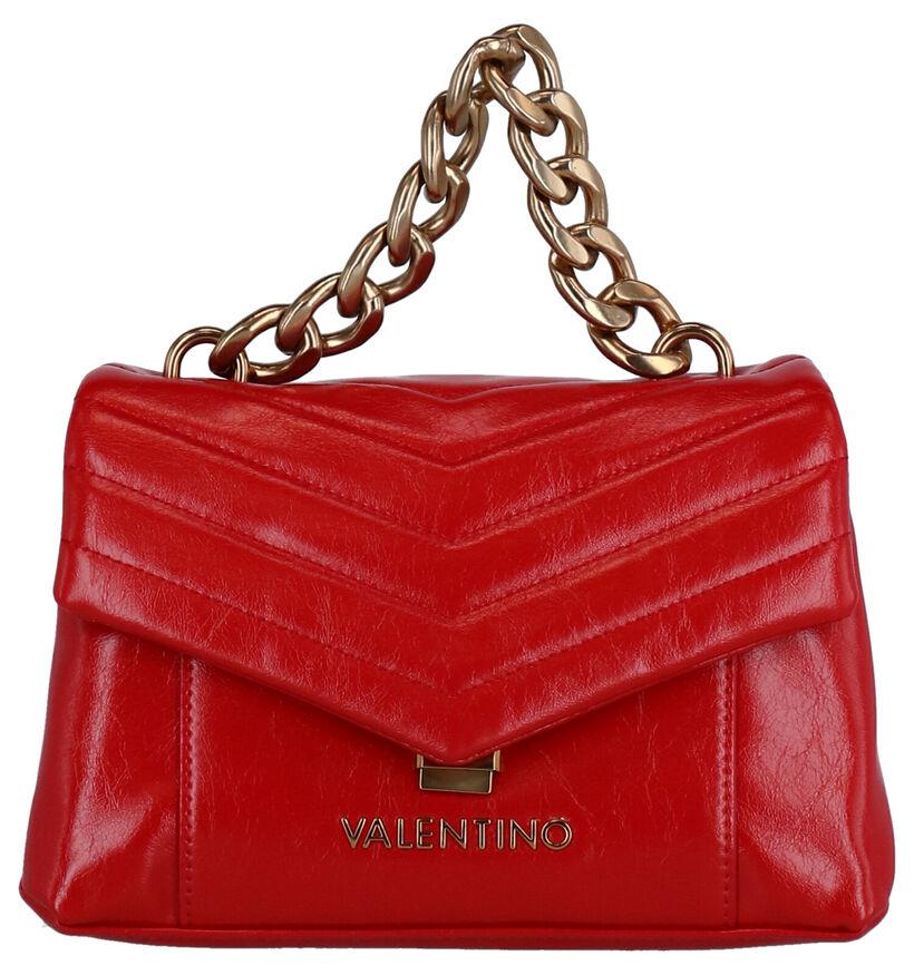 Valentino Handbags Grifone Rode Handtas in kunstleer (275780)