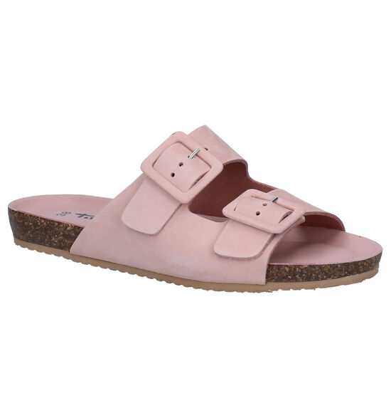 Tamaris Roze Slippers