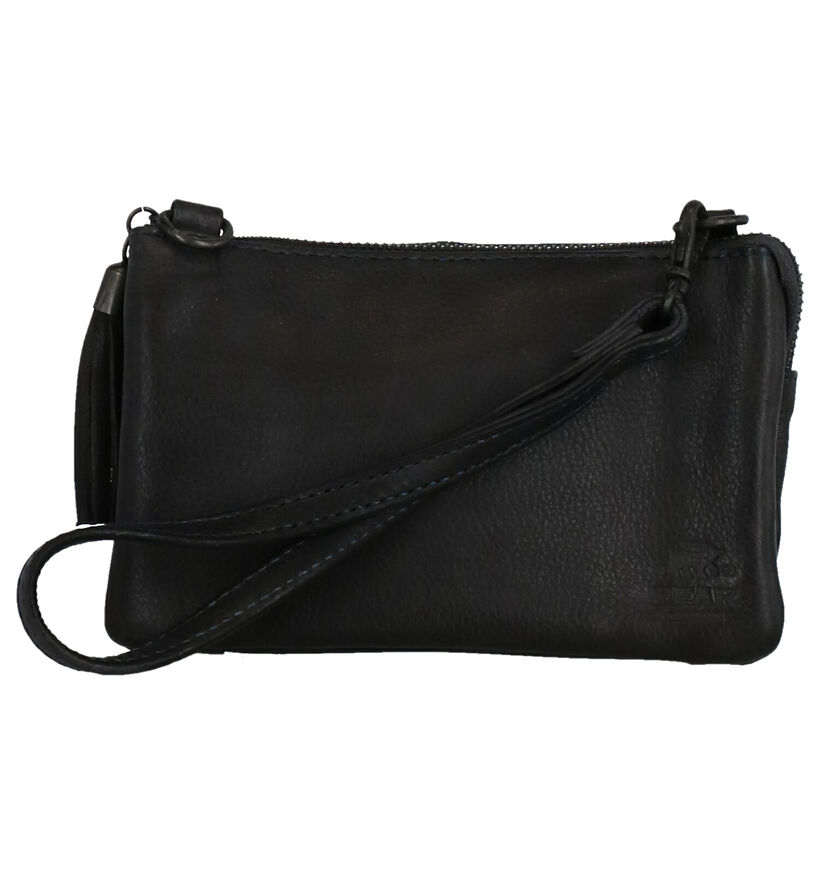 Bear Design Sac porté croisé en Noir en cuir (284250)