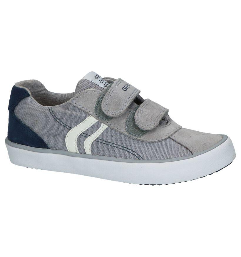 Geox Chaussures basses en Gris en daim (237934)