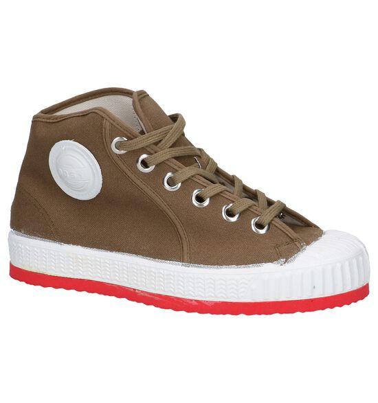 Kaki Sneakers 0051 Barvy