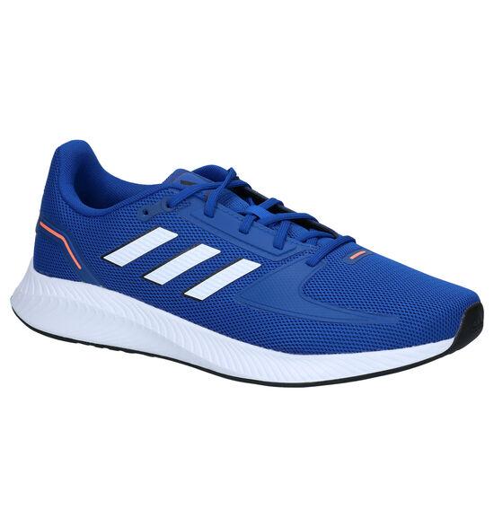 adidas Runfalcon 2.0 Baskets en Bleu