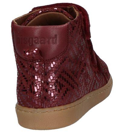 Bisgaard Chaussures hautes en Or en cuir (235989)
