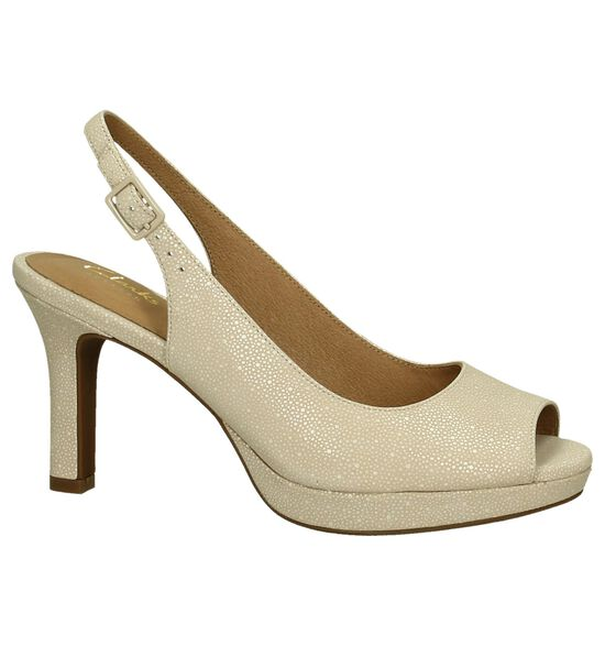 Clarks Mayra Blossom Roze Sandalen High Heels