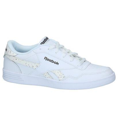 Witte Lage Sportieve Sneakers Reebok Royal Techqu, Wit, pdp