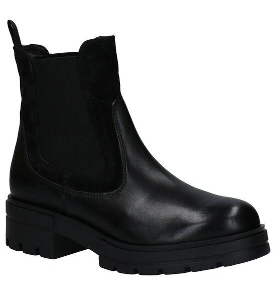 Sweet Lemon Bodyl Zwarte Chelsea Boots