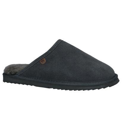 Warmbat Classic Taupe Pantoffels, Grijs, pdp