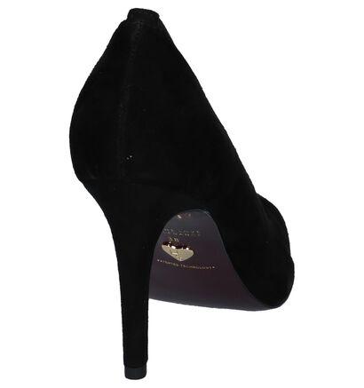 Tamaris Escarpins classique en Noir en velours (226753)