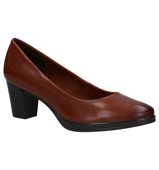 Jana Cognac Pumps