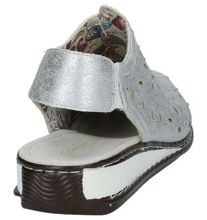 Soft Comfort Escarpins à talon ouvert  (Argent), Argent, pdp