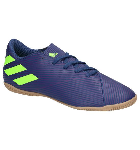 adidas Nemiziz Messi Blauwe Sportschoenen