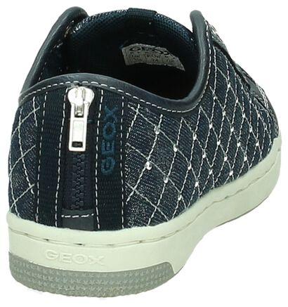 Geox Baskets sans lacets  (Gris), Bleu, pdp