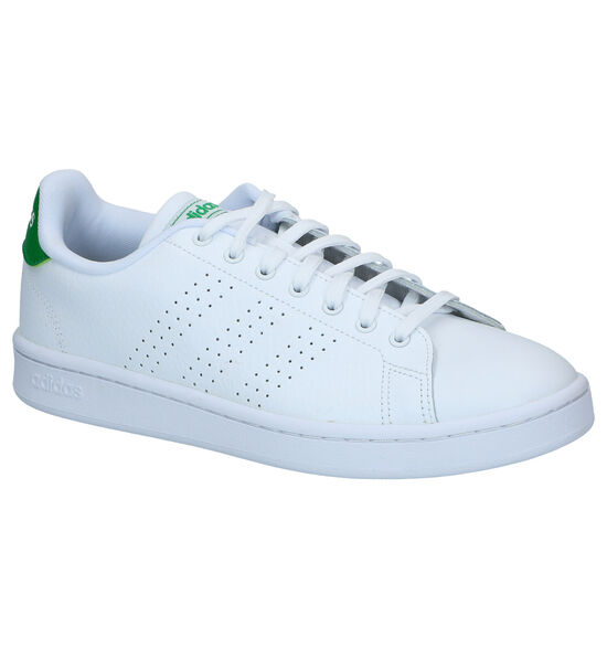 adidas Advantage Baskets en Blanc