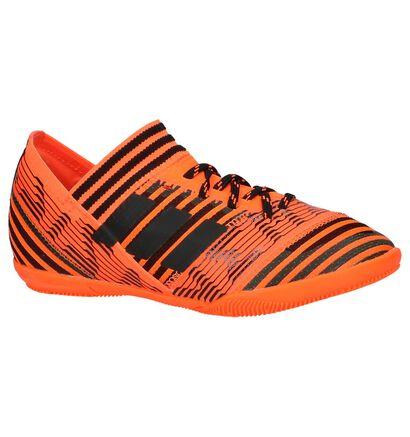 Fluo Oranje Sportschoenen adidas Nemeziz Tango, Oranje, pdp
