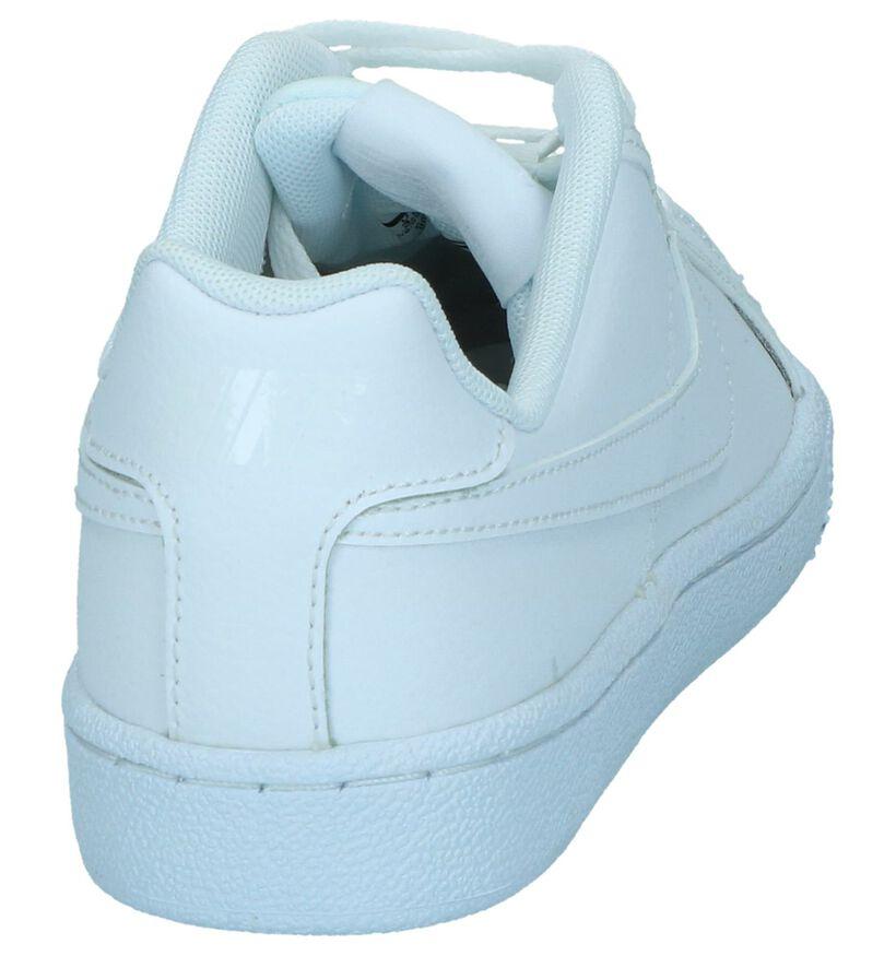 Nike Court Royale Baskets basses en Blanc en cuir (249824)