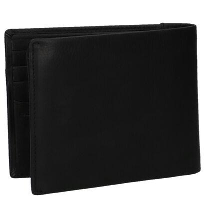 Samsonite Portefeuilles en Noir en cuir (236277)