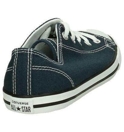 Converse Baskets basses  (Blanc), Bleu, pdp